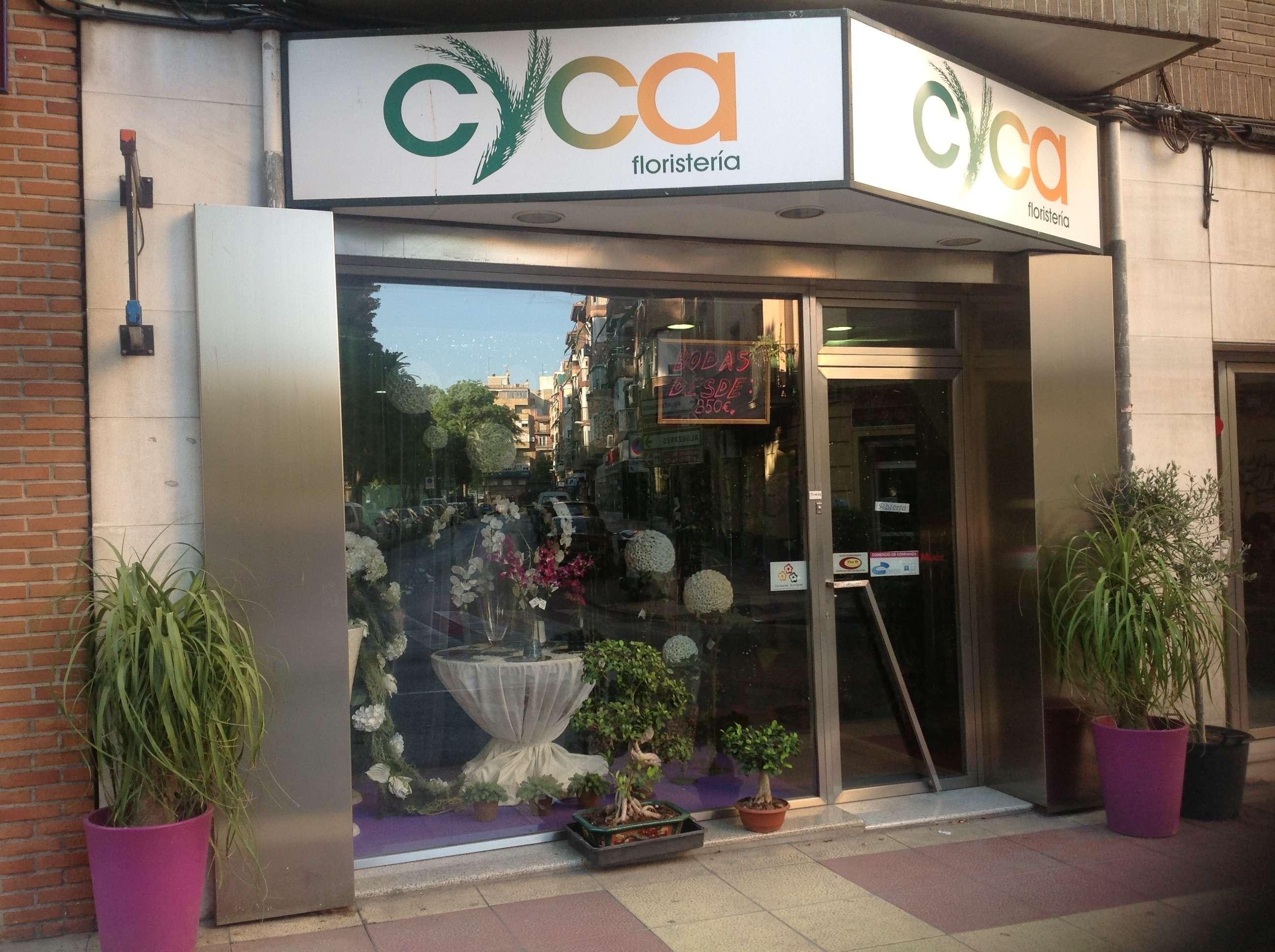 Tus flores en Murcia – Cyca floristería